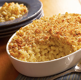 Baked Macaroni and Cheese Edel Alon