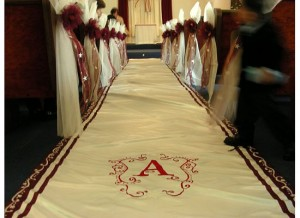 Wedding Aisle Runnter