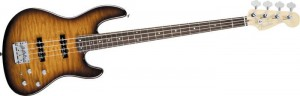 Fender Jazz Bass 24 Tobacco Sunburst