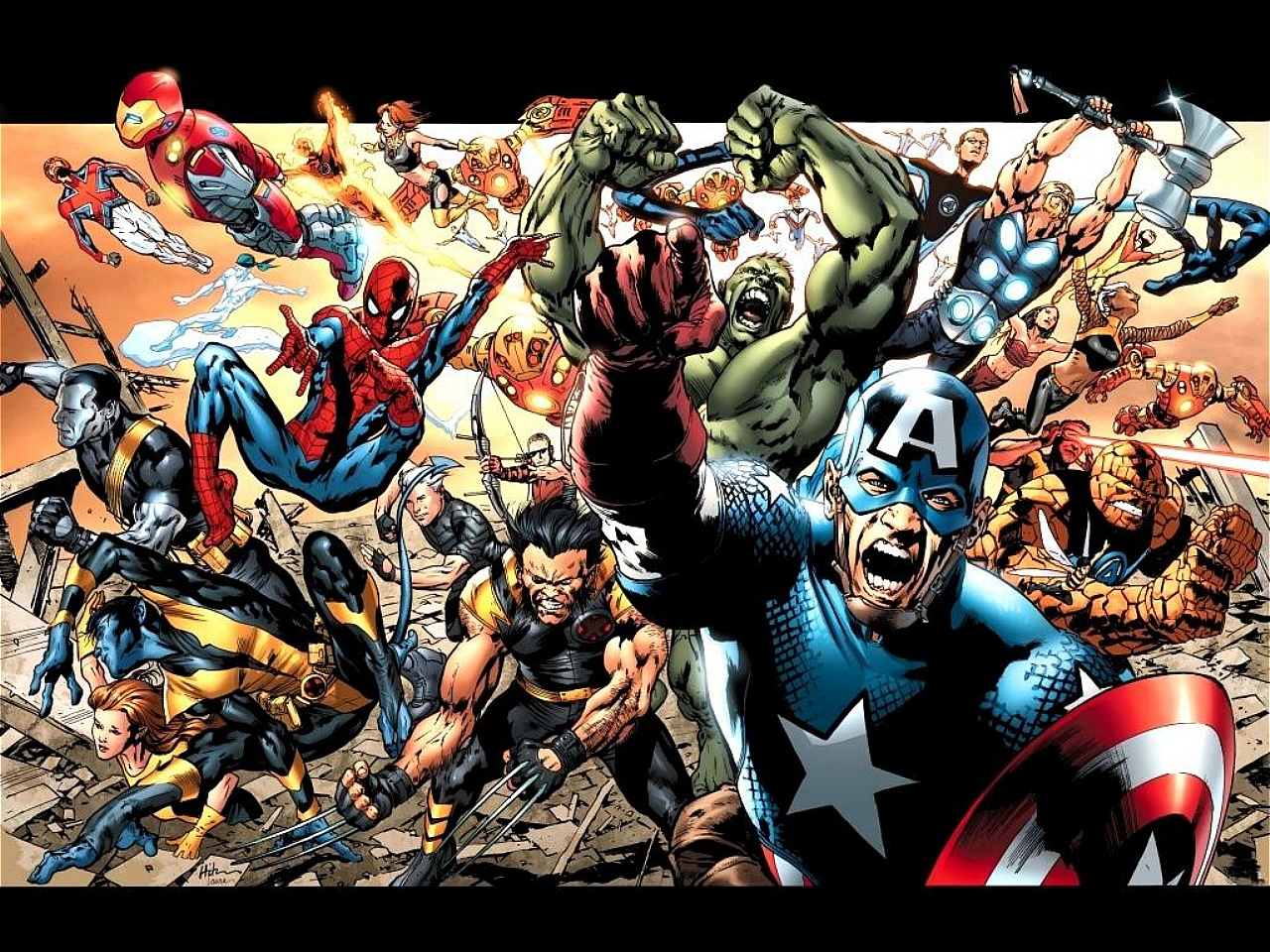 worth seeing whether avengers lives up to the best of them or even the ...