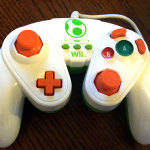 Wii U Wired Fight Pad