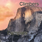 Quitters Campers Climbers