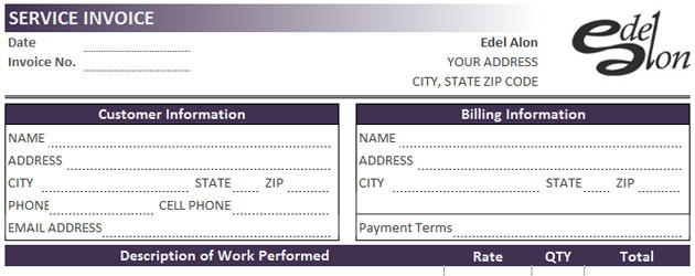 excel 2013 invoice template